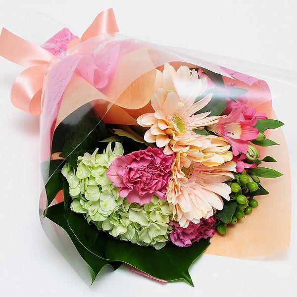 花 ギフト 巨大輪ガーベラの入ったスペシャルブーケ 花 贈り物 プレゼント|flower|05