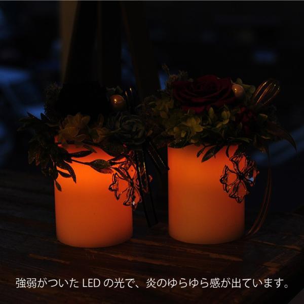 枯れない花 ギフト  プレゼント 花 枯れ ない プリザーブドフラワー ライトローズ ホワイトデー 記念日|flower|02
