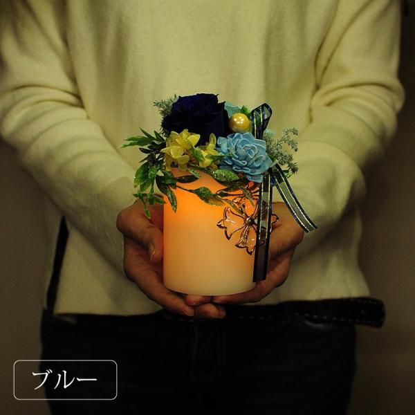 枯れない花 ギフト  プレゼント 花 枯れ ない プリザーブドフラワー ライトローズ ホワイトデー 記念日|flower|08