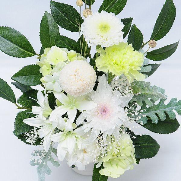 供花 お供え花 お悔やみ プリザーブドフラワー 天 仏花 お盆 花|flower|03