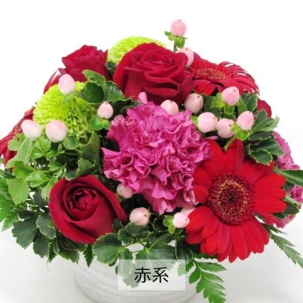 フラワーアレンジメント 送料無料 季節のお花たっぷりおまかせ、お誕生日、ギフト、発表会、送別、お礼|flowerexpress-com|12