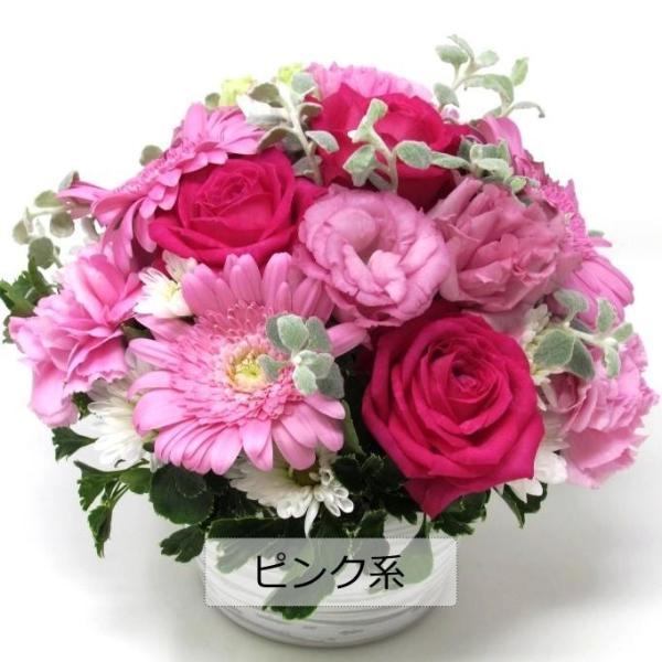 フラワーアレンジメント 送料無料 季節のお花たっぷりおまかせ、お誕生日、ギフト、発表会、送別、お礼|flowerexpress-com|05