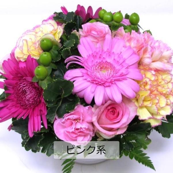 フラワーアレンジメント 送料無料 季節のお花たっぷりおまかせ、お誕生日、ギフト、発表会、送別、お礼|flowerexpress-com|06