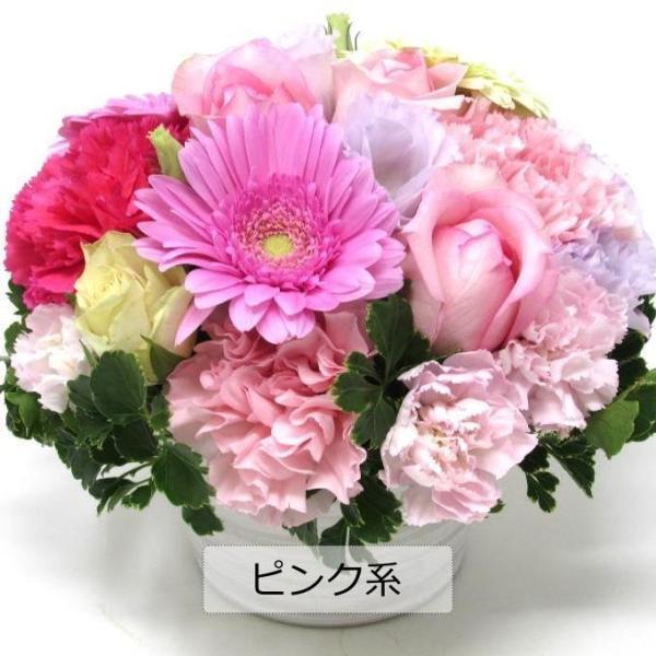 フラワーアレンジメント 送料無料 季節のお花たっぷりおまかせ、お誕生日、ギフト、発表会、送別、お礼|flowerexpress-com|07