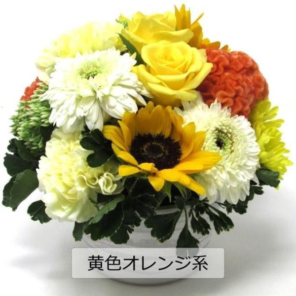 フラワーアレンジメント 送料無料 季節のお花たっぷりおまかせ、お誕生日、ギフト、発表会、送別、お礼|flowerexpress-com|08