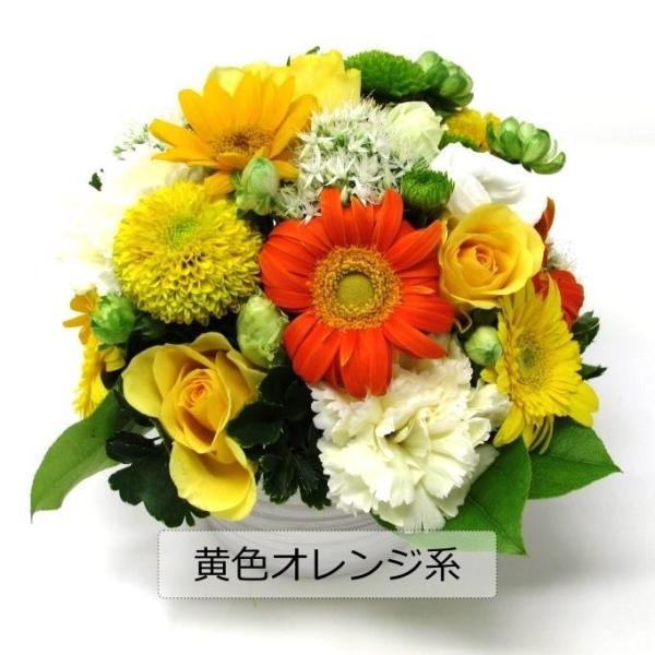 フラワーアレンジメント 送料無料 季節のお花たっぷりおまかせ、お誕生日、ギフト、発表会、送別、お礼|flowerexpress-com|10