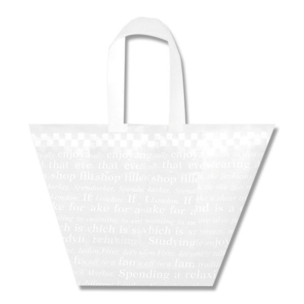 HEIKO  HD Yバッグ チェッカー M アレンジ袋 20枚入 ポリ袋|flowernana