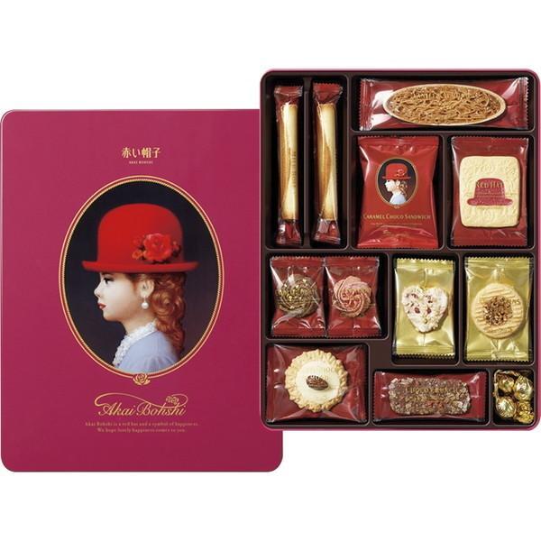 赤い帽子 ピンク 16135