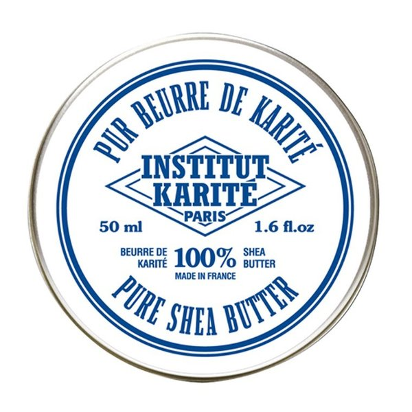 Made in france INSTITUT KARITE インスティテュートカリテ 100%シアバター 無香 50ml|fluffyclouds|02