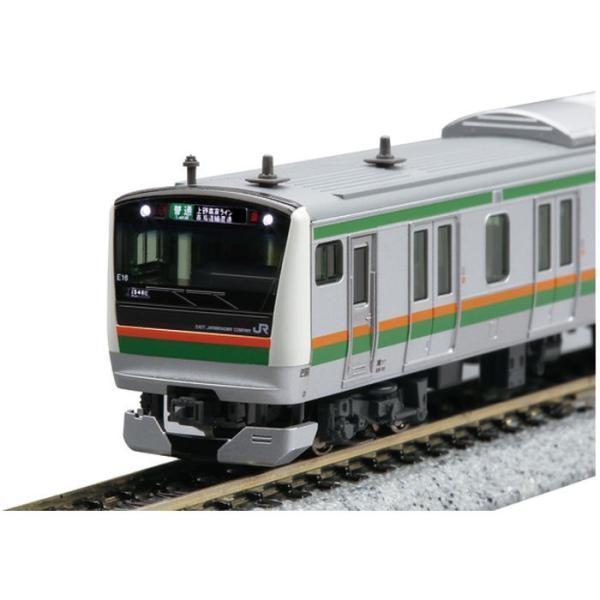 カトー NスターターセットE233系3000番台 東海道線・上野東...