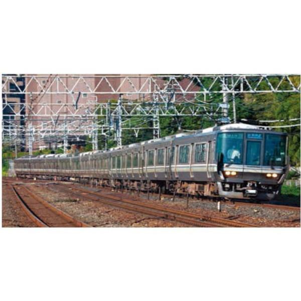 あすつくNゲージ223系2000番台新快速4両セット鉄道模型電車カトーKATO10-1677