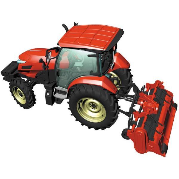プラモデル1/35ヤンマートラクターYT5113Aロータリー仕様YANMAR農機農業機械ハセガワ66106
