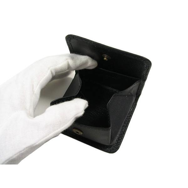 財布 メンズ DJホンダ dj honda Scudetto 箱型小銭入 MJ5012ブラック|fnetscom|03