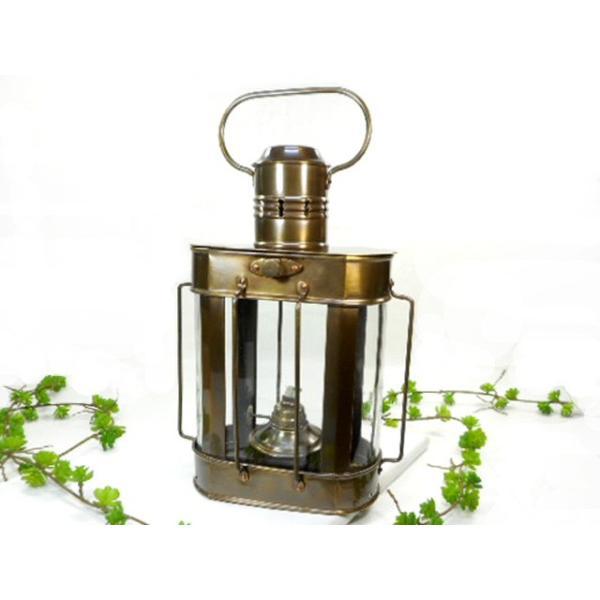オイルランプ AUTENTICO L ランプオイル付き インテリア小物 間接照明 アーセンティコL|fnetscom