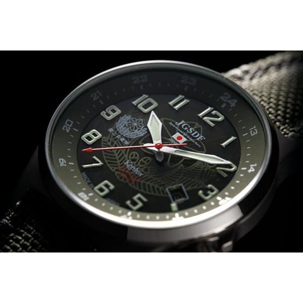 KENTEX ケンテックス 腕時計 JGSDF 陸上自衛隊 ソーラースタンダード メンズ S715M-01 送料無料|fnetscom|02