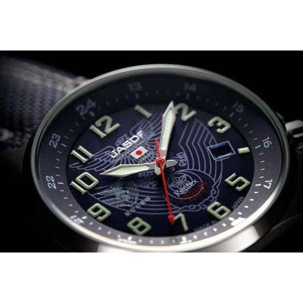 KENTEX ケンテックス 腕時計 JASDF 航空自衛隊 ソーラースタンダード メンズ S715M-02 送料無料|fnetscom|02