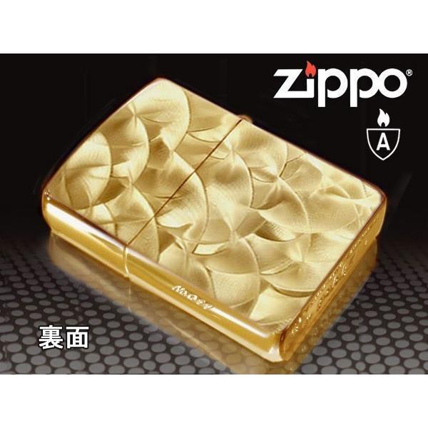 zippoライター 限定 アーマー ランダムロール GD ゴールド 金 両面加工 シリアルナンバー入り|fnetscom|02