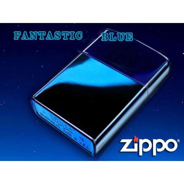 zippoライター ジッポー ペア チタンコーティング サファイアブルー× No.151 スペクトラム|fnetscom|02