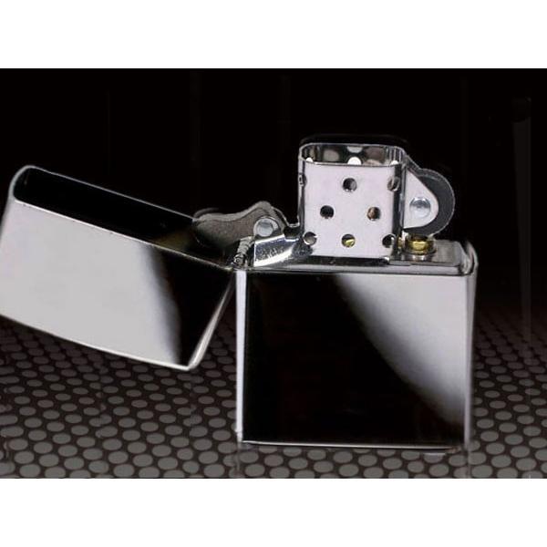 zippoライター レギュラー No.150 チタンコーティング ブラック|fnetscom|04