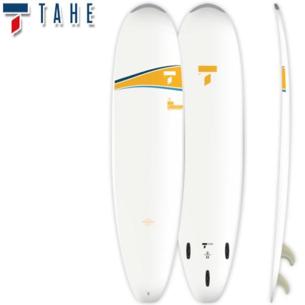 [営業所止め送料無料] TAHE SURFBOARDS タヘ サーフボード DURA-TEC 7'6 MINI LONGBOARD ミニロングボード ファンボード
