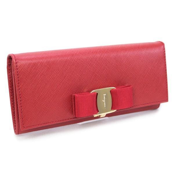 【Ferragamo】<br>長財布