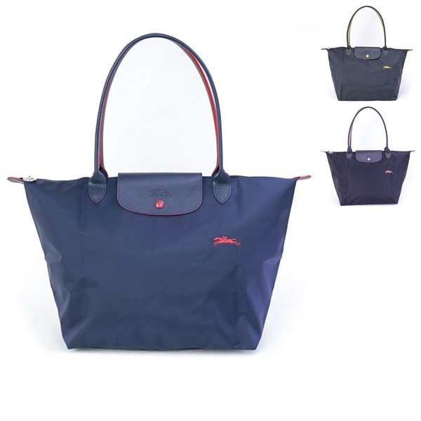 a1fdcbb989c2 ロンシャン LONGCHAMP バッグ LE PLIAGE CLUB TOTE BAG L ル・プリアージュ クラブ トートバッグ