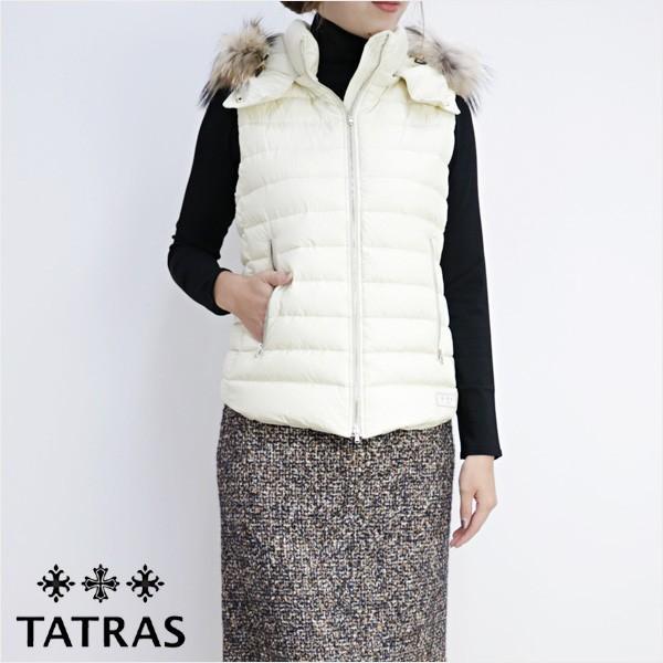 【TATRAS】<br>ダウンベスト