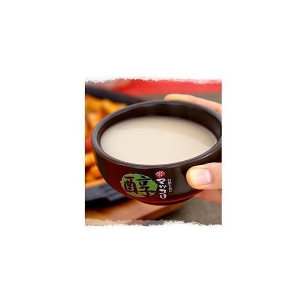 まろやかな味わい!【醇 米マッコリ  1000ml×15本 1ケース】韓国酒/韓国お酒/マッコリ/韓国マッコリ|foodsup|03