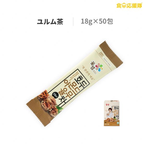 【ダムト】 ナッツミックス茶 18g×50包入り ユルム ハトムギ茶 健康飲料 韓国茶 韓国食品|foodsup