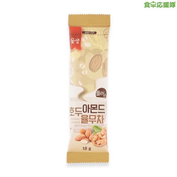 ダムト ユルム茶 100スティック入り ナッツ類ミックス 徳用「クルミ・アーモンド・はと麦」韓国茶 foodsup