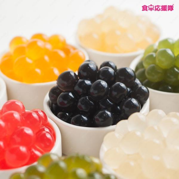 不思議な玉ジュース♪ コーティングジュース 選べる 12個セット coating juice ポッピングボバ Popping BOBA 冷やしてさらに美味しい♪|foodsup|03