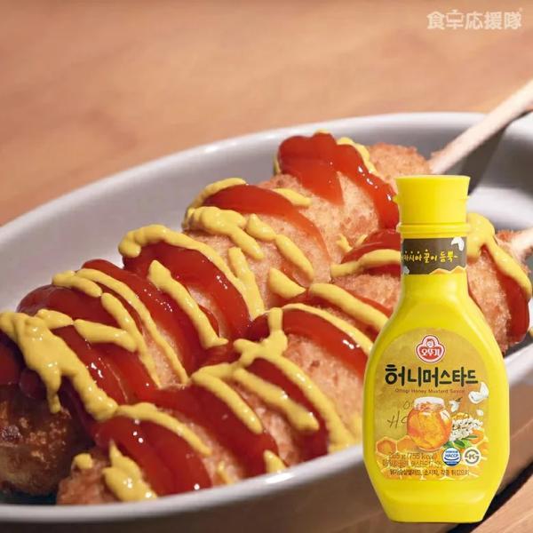 ソウル チーズホットドッグ 80g×6本+【ハニーマスタードソース1本】付きセット 冷凍