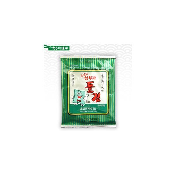 のり 全形 1ケース 6枚 30袋 サンブジャ 三父子のり 海苔 のり 三父子 韓国海苔 韓国食品|foodsup|02