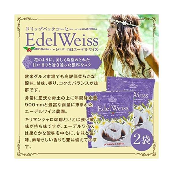 澤井珈琲 コーヒー 専門店 コーヒー豆 リフレッシングキリマンジャロ 120g 山型 コーヒーギフト|football-item|03