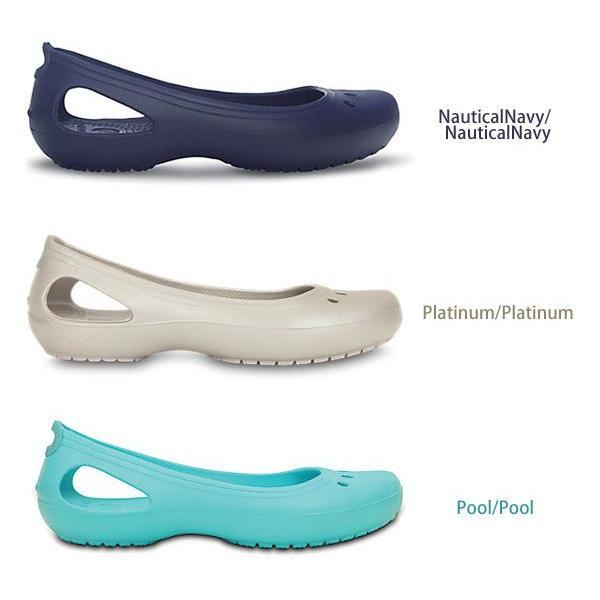 クロックス カディ Crocs Kadee Woman's Comfortable Flats 11215 サンダル ぺたんこサンダル ラッピング不可|footone|04