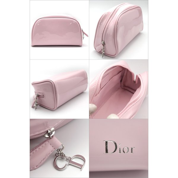 competitive price be580 a9042 クリスチャンディオール ポーチ Christian Dior コスメポーチ ...