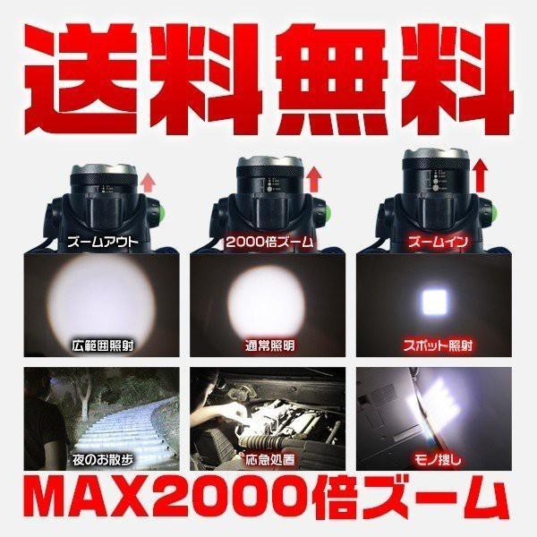 特売 LEDヘッドランプ 3モード 5200lm 懐中電灯 ヘッドライト 充電式 CREE ボディーセンサー 2000倍ズーム 送料込み 6ヶ月保証 1個YXD force4future 03