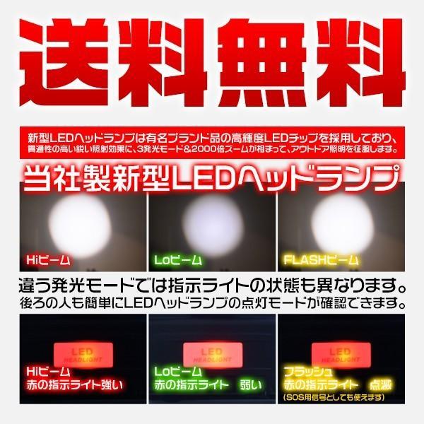 特売 LEDヘッドランプ 3モード 5200lm 懐中電灯 ヘッドライト 充電式 CREE ボディーセンサー 2000倍ズーム 送料込み 6ヶ月保証 1個YXD force4future 04