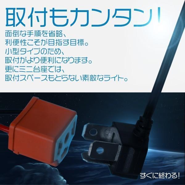 3%クーポン 送料無料 LEDヘッドライト フォグランプ チップ二面搭載 X-LED CC H1 H4 H7 H8 H11 HB3 HB4 5500k 9600lm 多種類選択可 2個v force4future 06