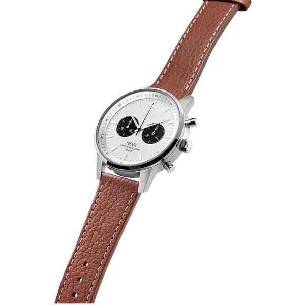 トリワ 腕時計 メンズ レディース ユニセックス ネヴィル クロノグラフ NEST119-TS010212 TRIWA RAVEN NEVIL時計 ウォッチ 並行輸入品|forest-general|04