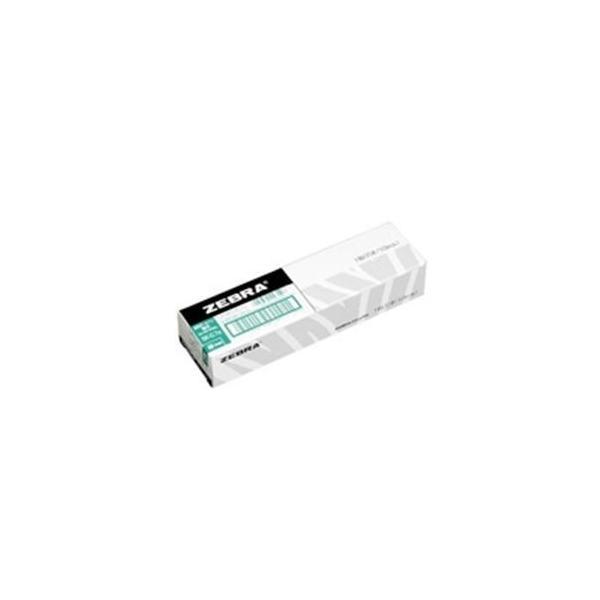 (業務用5セット) ZEBRA ゼブラ ボールペン替え芯/リフィル 〔0.7mm/緑 10本入り〕 油性インク BR-6A-SK-G