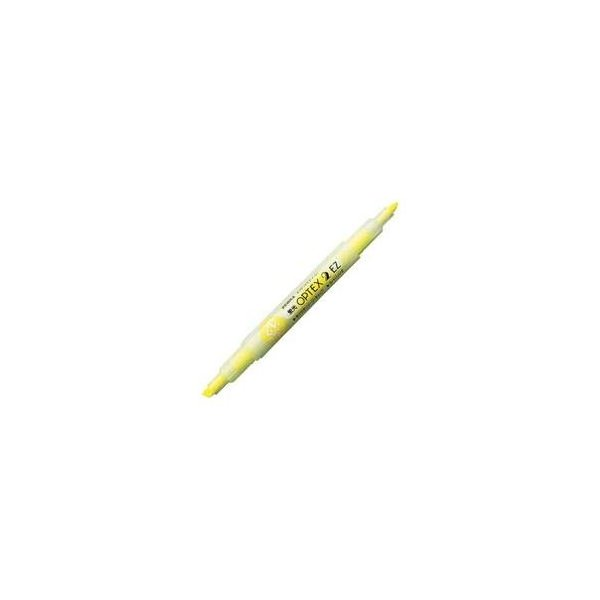 (業務用30セット) ZEBRA ゼブラ 蛍光マーカー/蛍光オプテックス2 〔黄〕 詰め替えタイプ EZ WKT11-Y