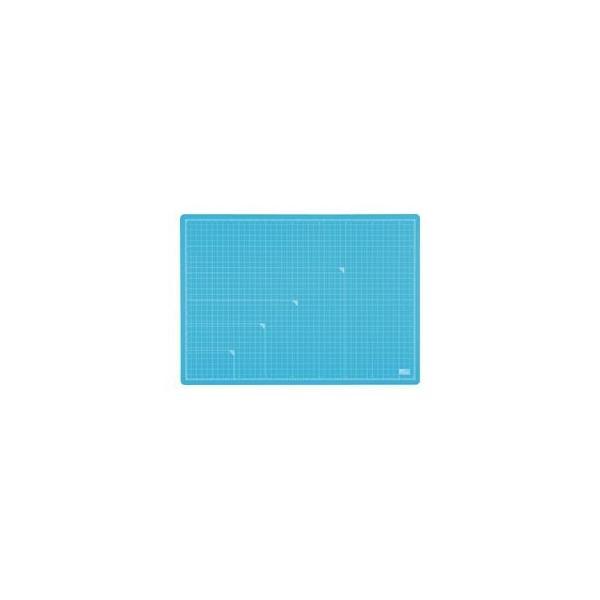 (まとめ) セキセイ カッティングマット A3 〔×5セット〕