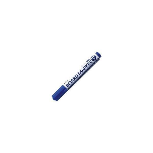 (業務用400セット) プラス ボードマーカー MARKER-BL ブルー