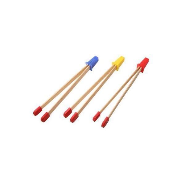 (まとめ)エツミ 竹製ピンセット3本入 E-7051〔×10セット〕