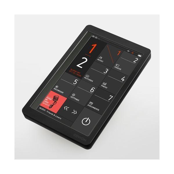 COWON MP3 プレーヤー ブラック 32GB X9-32G-BK