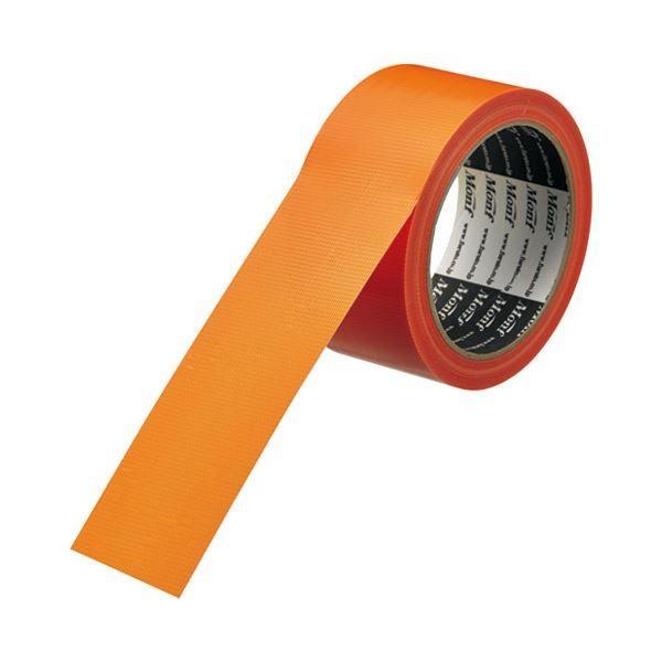 (まとめ) 古藤工業 養生テープNo.822 50mm×25m オレンジ〔×10セット〕