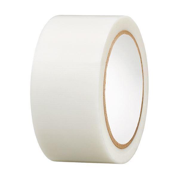 (まとめ)寺岡製作所 養生テープ 弱粘着 50mm×25m 透明 TGK-JNY50C 1巻 〔×30セット〕