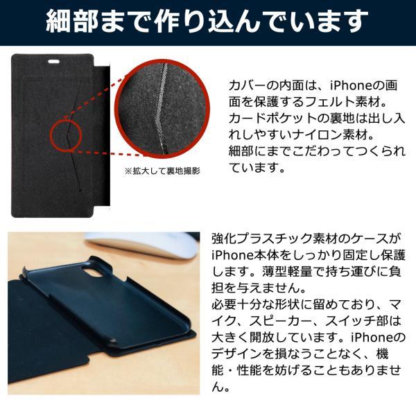 ポイント消化 iPhone XR ケース 手帳型 耐衝撃 スタンド機能 薄型 スタンド機能 カード収納ポケット Qi対応 シンプル おしゃれ iPhoneXR スマホケース 40s|forties|05