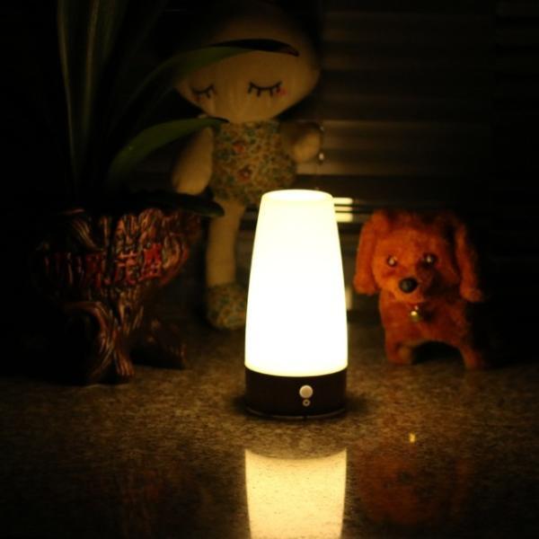 センサーライト 屋内 人感 室内 センサー 明るいLED 階段ライト インテリア ライト フットライト 玄関ライト 足元ライト 寝室 廊下 トイレ リビング 電池式|four-piece|09